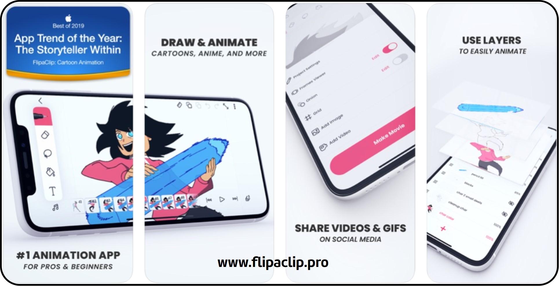 flipaclip for ios