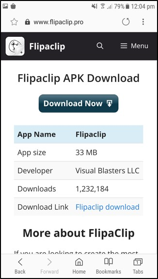 flipaclip download